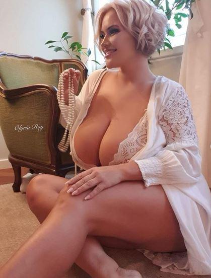 Olyria Roy